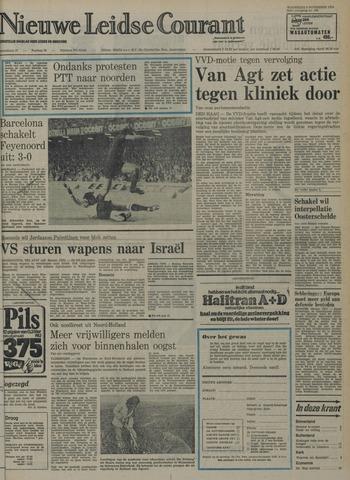 Nieuwe Leidsche Courant 1974-11-06