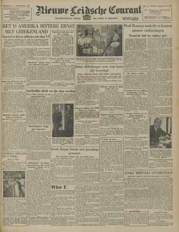 Nieuwe Leidsche Courant 1947-09-17