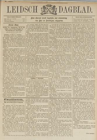 Leidsch Dagblad 1893-10-09