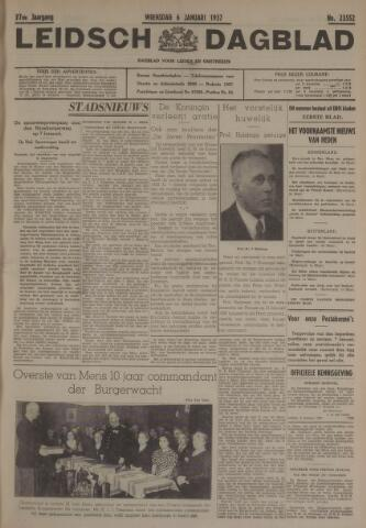 Leidsch Dagblad 1937-01-06