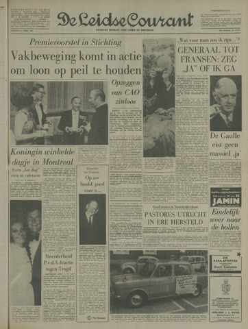 Leidse Courant 1969-04-11