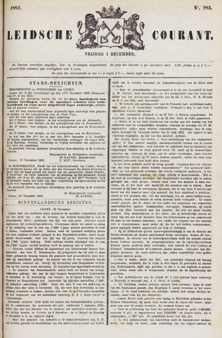 Leydse Courant 1882-12-01
