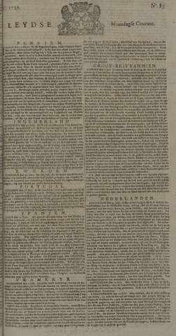 Leydse Courant 1739-07-13