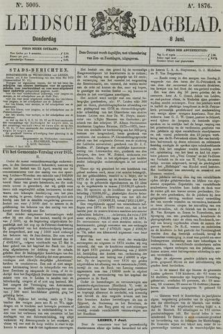 Leidsch Dagblad 1876-06-08