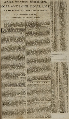 Leydse Courant 1795-05-18