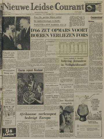 Nieuwe Leidsche Courant 1967-06-29