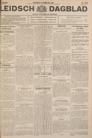 Leidsch Dagblad 1930-02-24