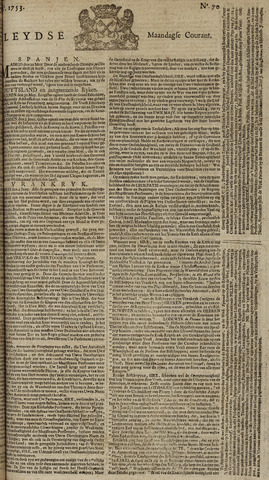 Leydse Courant 1753-06-11