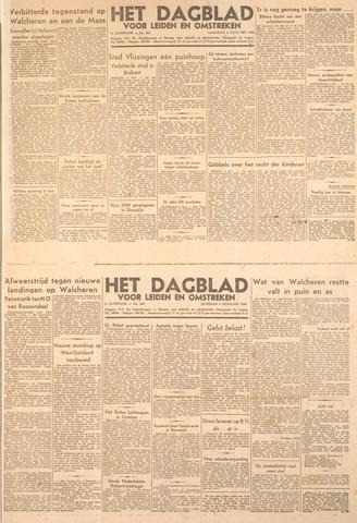 Dagblad voor Leiden en Omstreken 1944-11-04