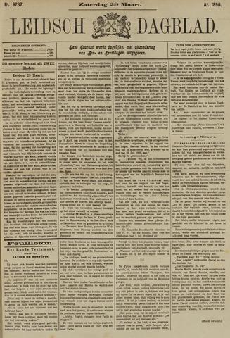 Leidsch Dagblad 1890-03-29