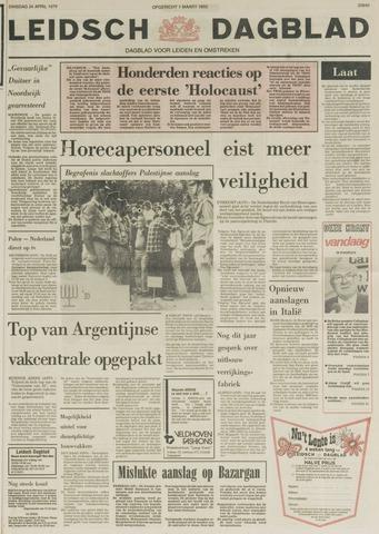Leidsch Dagblad 1979-04-24