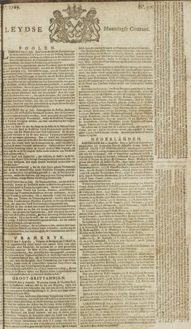 Leydse Courant 1769-08-14