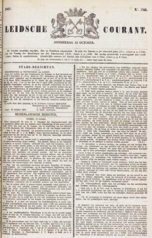 Leydse Courant 1877-10-18
