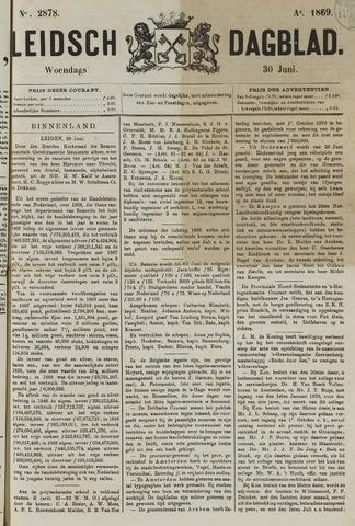 Leidsch Dagblad 1869-06-30