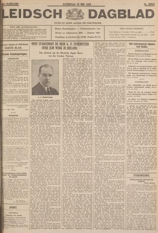 Leidsch Dagblad 1928-05-19