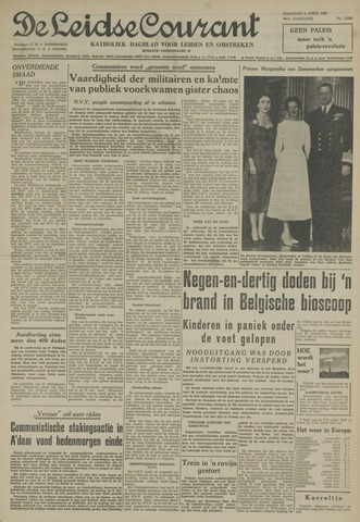 Leidse Courant 1955-04-04