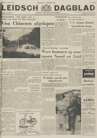 Leidsch Dagblad 1966-08-04