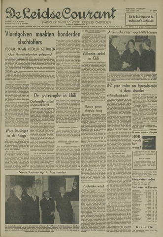 Leidse Courant 1960-05-25