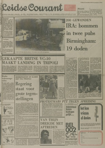 Leidse Courant 1974-11-22