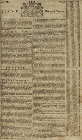 Leydse Courant 1765-12-09