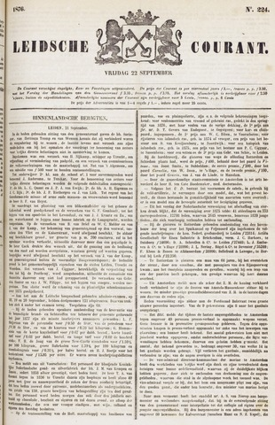 Leydse Courant 1876-09-22