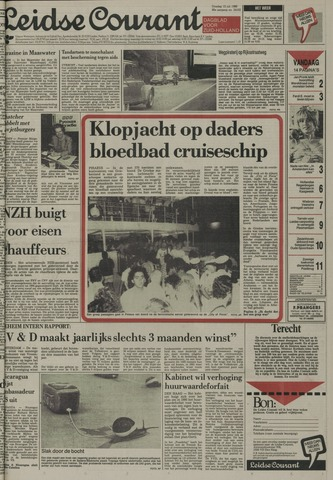 Leidse Courant 1988-07-12