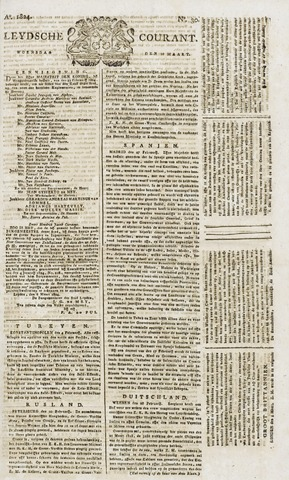 Leydse Courant 1824-03-10