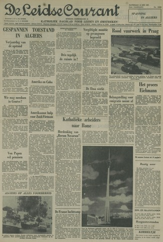 Leidse Courant 1961-05-13