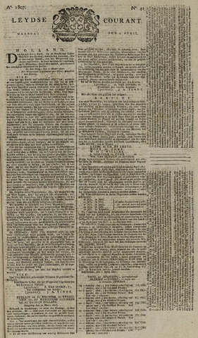 Leydse Courant 1807-04-06