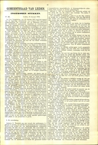 Handelingen van de Raad 1918-01-14