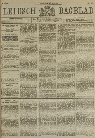 Leidsch Dagblad 1911-04-05