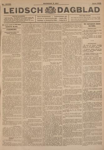 Leidsch Dagblad 1926-07-05