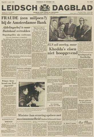 Leidsch Dagblad 1961-10-25