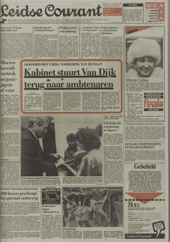 Leidse Courant 1987-09-05