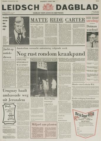 Leidsch Dagblad 1980-08-15