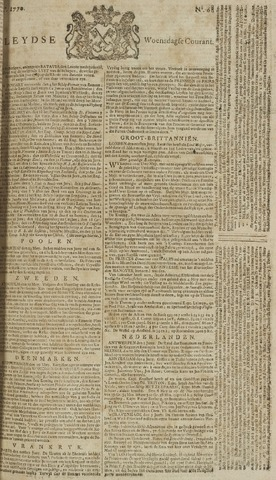 Leydse Courant 1770-06-06