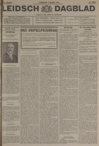 Leidsch Dagblad 1935-03-06
