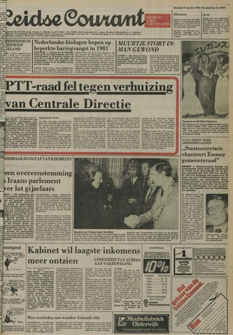 Leidse Courant 1980-10-28