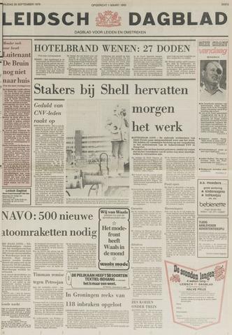 Leidsch Dagblad 1979-09-28