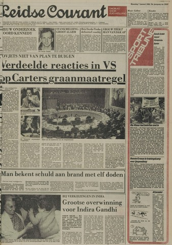 Leidse Courant 1980-01-07