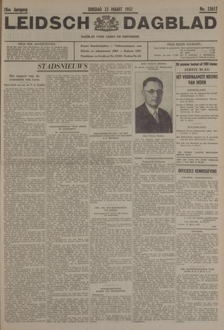 Leidsch Dagblad 1937-03-23
