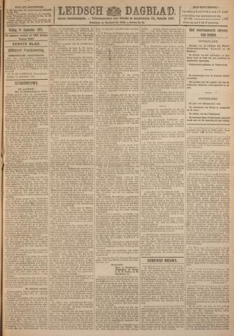 Leidsch Dagblad 1923-09-14