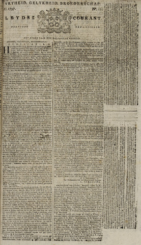 Leydse Courant 1797-10-11