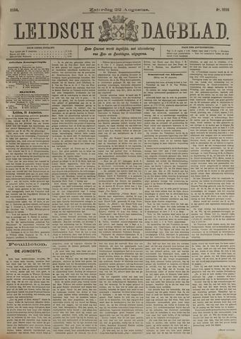 Leidsch Dagblad 1896-08-22
