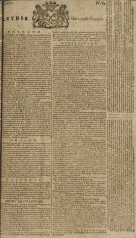 Leydse Courant 1771-06-10