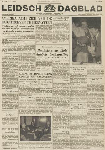 Leidsch Dagblad 1959-12-30