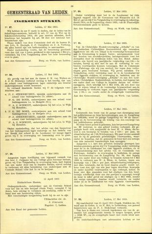 Handelingen van de Raad 1935-05-17