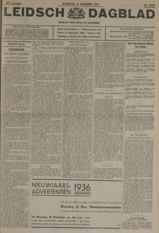 Leidsch Dagblad 1935-12-18