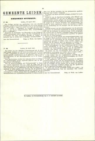 Handelingen van de Raad 1947-04-23
