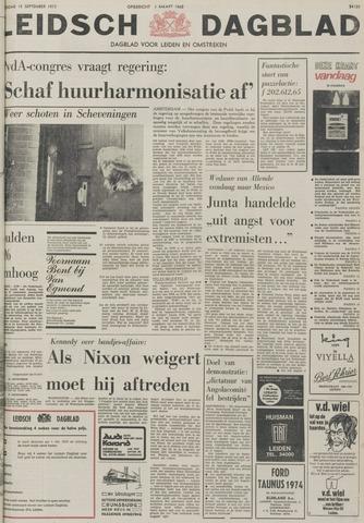 Leidsch Dagblad 1973-09-15